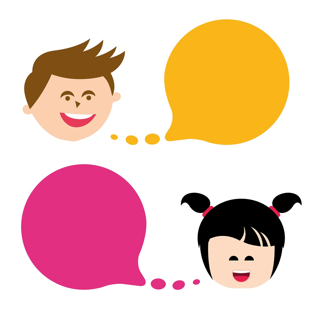 barn snakke